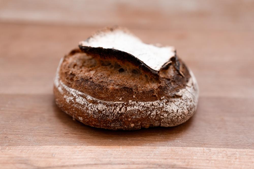 Le pain de campagne de la boulangerie café le Pain salvator