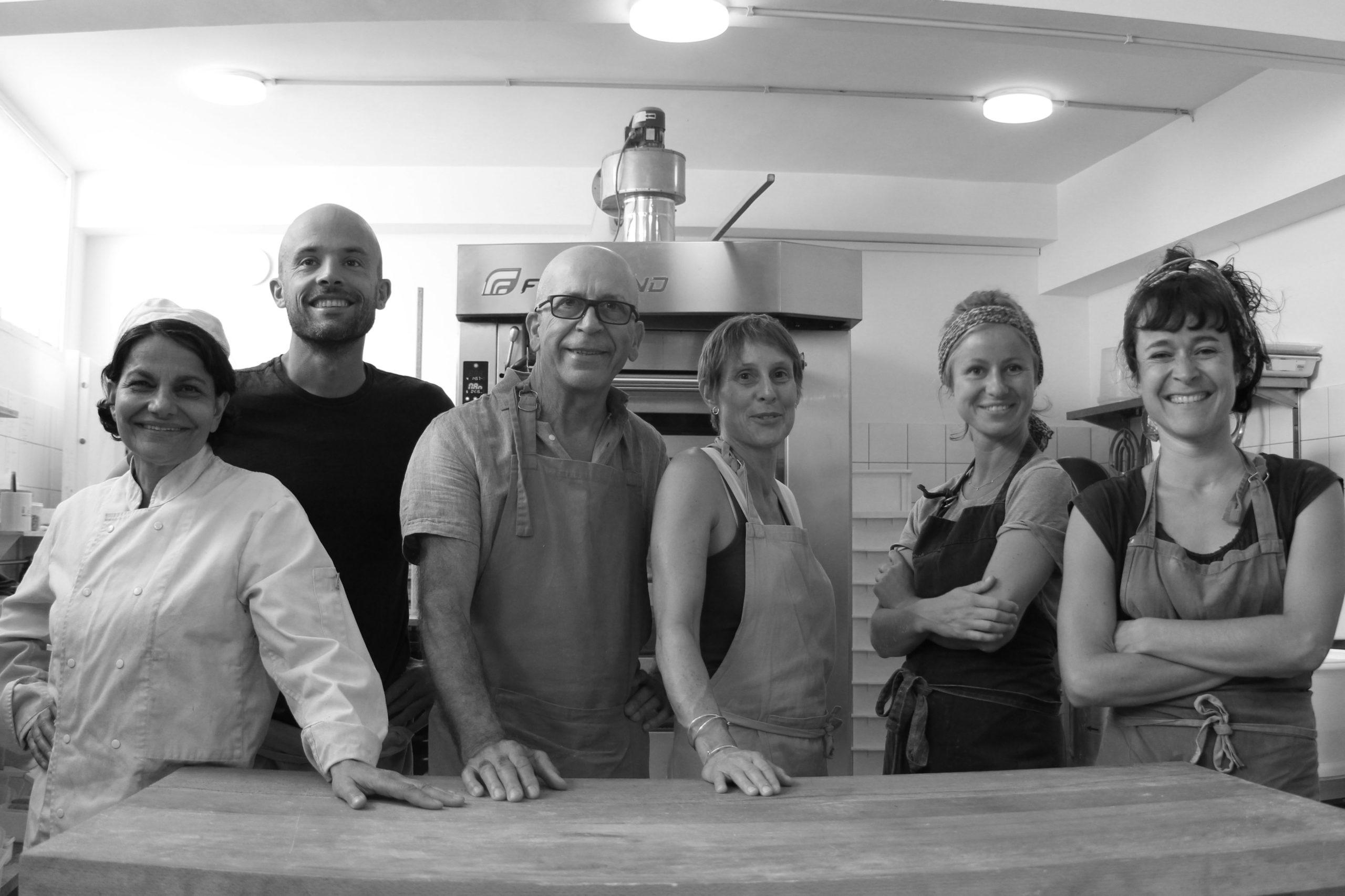 L'équipe du pain salvator