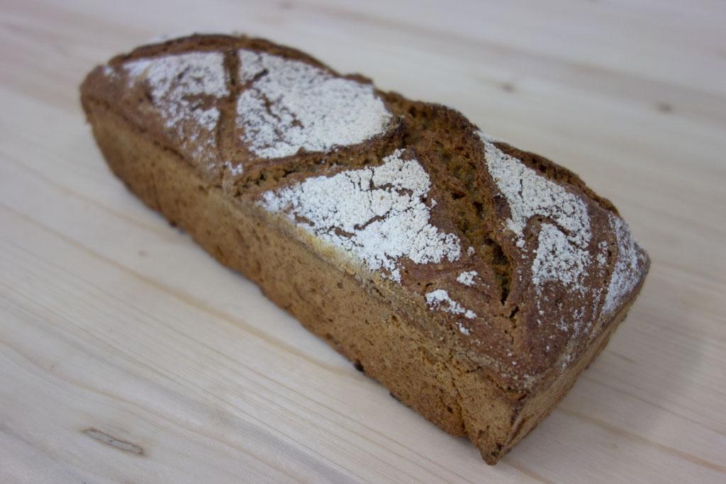 Le petit épeautre de la boulangerie café le Pain salvator