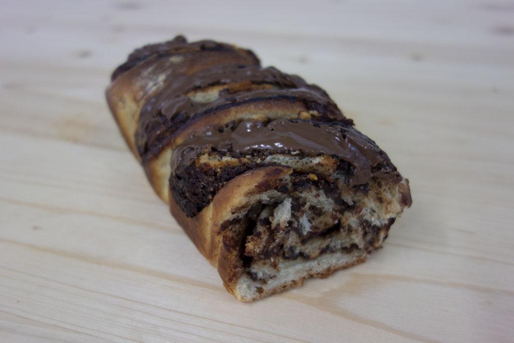 Babka végane de la boulangerie café le Pain salvator