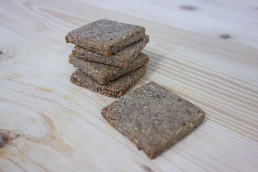 Les sablés au sarrasin de la boulangerie café le Pain salvator