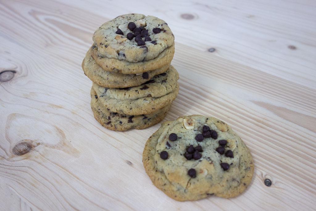 Cookies de la boulangerie café le pain salvator